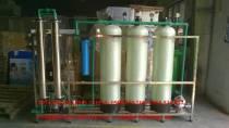 Dây chuyền lọc nước 150 lít/h