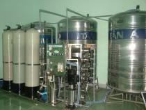 Dây chuyền nước 5000 lít/h