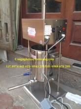 Máy đùn xúc xích bằng điện VT- ETV10L