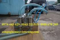Máy chiết rót dầu nhớt Việt Trung VT-CRA02