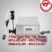Máy chiết rót dạng lỏng 1 vòi - VT - CR01