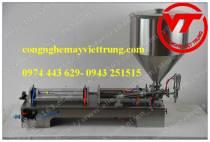 Máy chiết rót kem đặc G1WG -(VT-CR03)