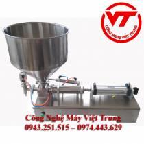 Máy chiết rót dung dịch (VT-CR04)