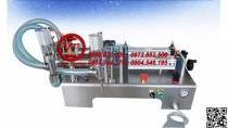 Máy chiết rót khí nén 2 vòi cấp liệu trực tiếp(VT-CR14)