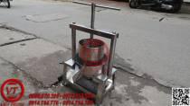 Máy ép nước cốt dừa bằng tay(VT-MED105)