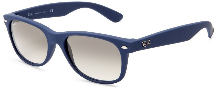 Ray-Ban new wayfarer green light gradient - RB 2132 811/32