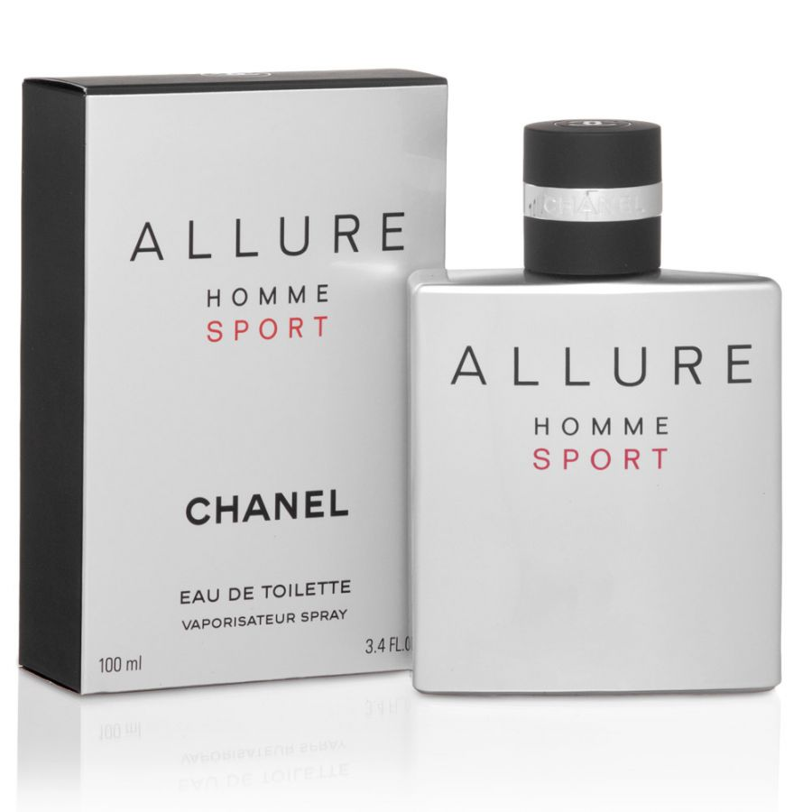 CHANEL Allure Homme Sport - Chanel 02