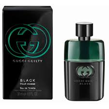 Gucci Guilty Black Pour Homme - Guccci 01