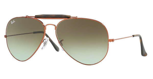 Ray-ban Outdoorsman RB 3029 9002A6 Size 62 mm