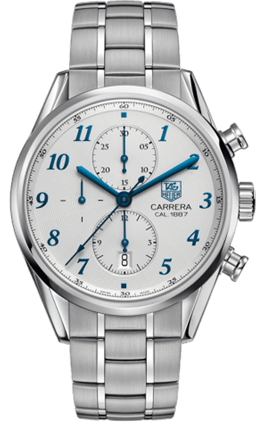 Tag Heuer Carrera  Calibre 1887 AT Chronograph TAG CAR2114.BA0724]