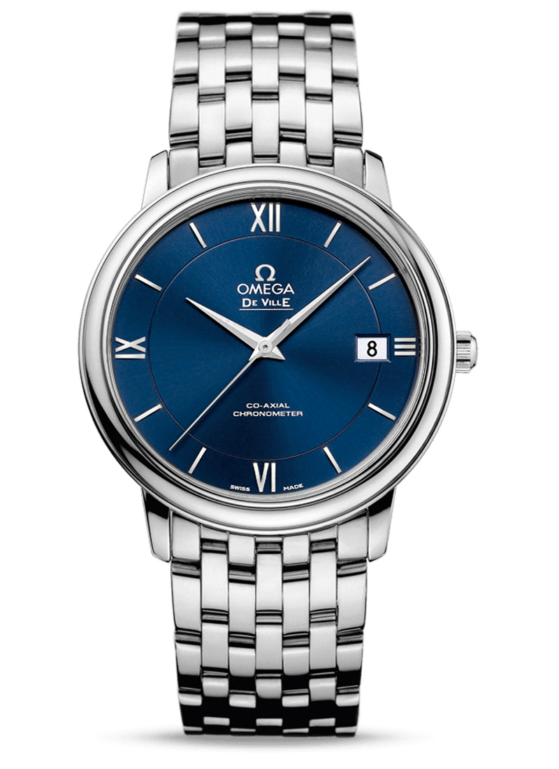 Omega De Ville Prestige Co-Axial 36.8mm 424.10.37.20.03.001