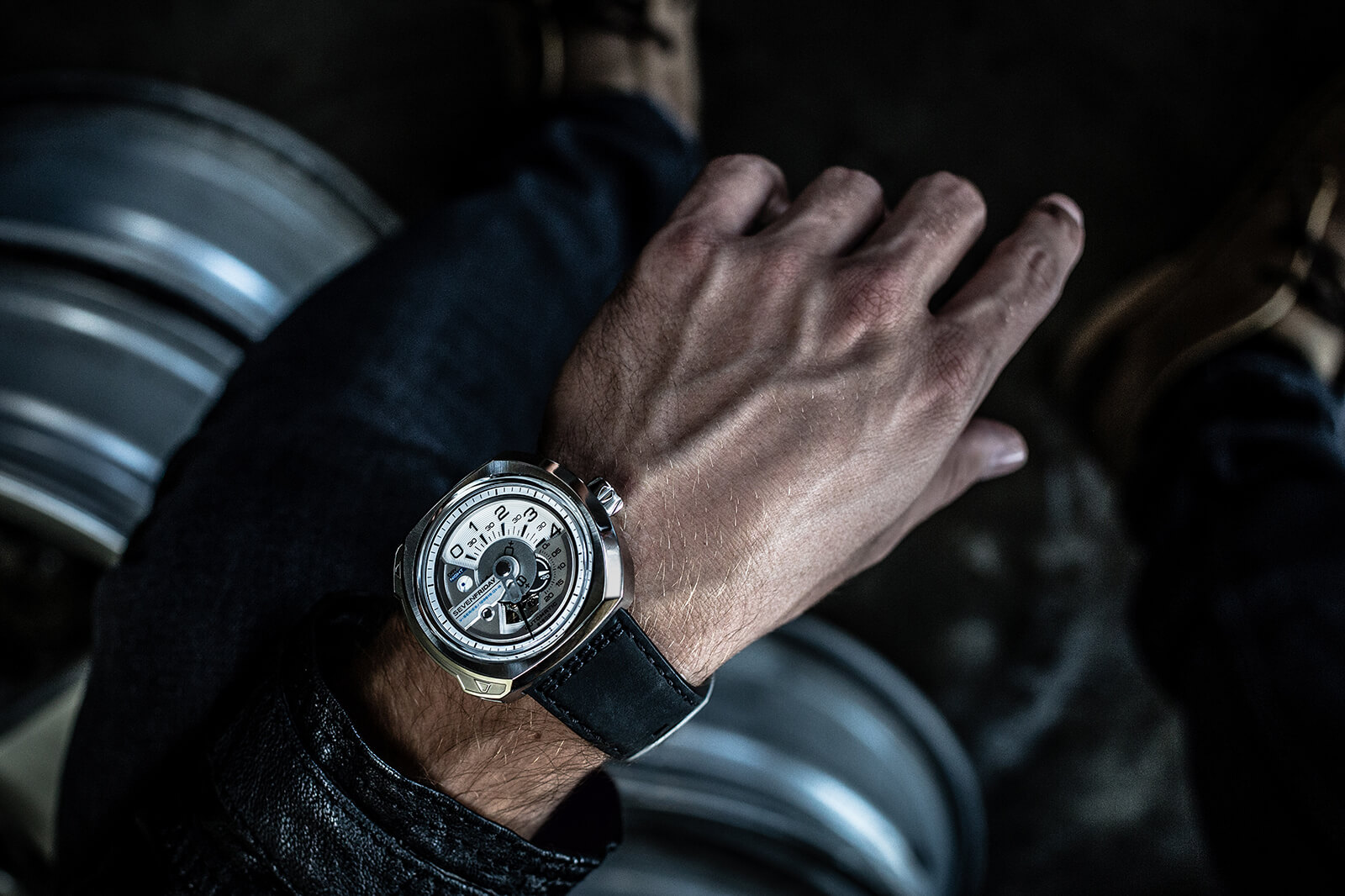 SevenFriday V-Series V1/01