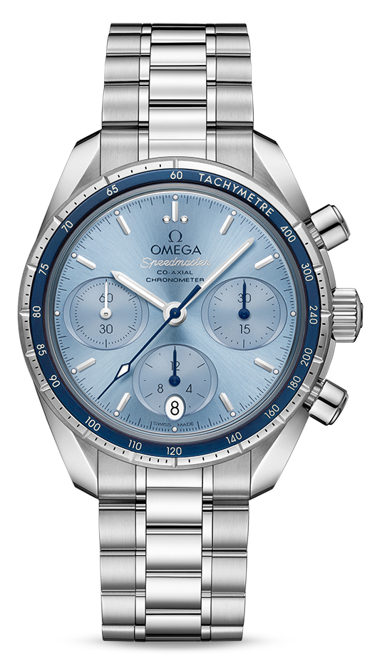 Omega Speedmaster 38 Co-axial Chronograph 38mm 324.30.38.50.03.001]
