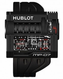 HUBLOT MP-07 40 DAYS POWER RESERVE LIMITED 50C - 907.ND.0001.RX]