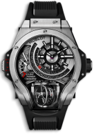 HUBLOT MP-09 TOURBILLON BI-AXIS TITANIUM LIMITED EDITION 50 - 49MM - 909.NX.1120.RX