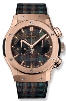 HUBLOT CHRONOGRAPH ITALIA INDEPENDENT TARTAN KING GOLD LIMITED 50C 45MM 521.OX.2705.NR.ITI17