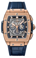 HUBLOT KING GOLD BLUE 45MM 601.OX.7180.LR