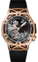 HUBLOT TECHFRAME FERRARI TOURBILLON CHRONOGRAPH KING GOLD 45MM - LIMITED EDITION 70 - 408.OI.0123.RX