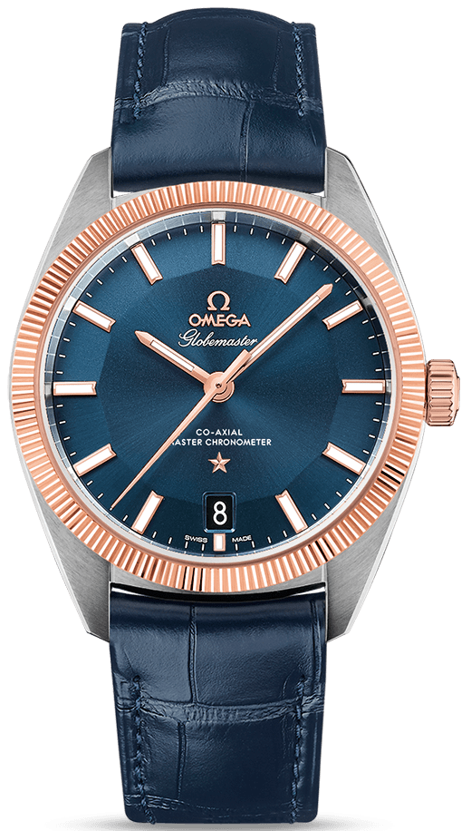OMEGA GLOBEMASTER CO-AXIAL MASTER CHRONOMETER 39 MM 130.23.39.21.03.001