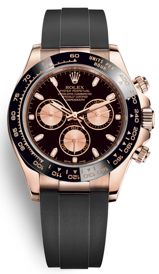Rolex Cosmograph Daytona Everrose Gold 40mm - 116515LN]
