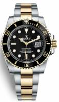 Rolex Submariner Date Oystersteel and yellow gold 40mm - 116613LN