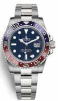 Rolex GMT-Master II White Gold 40mm - 116719BLRO
