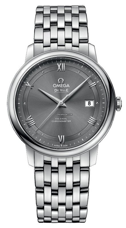 Omega De Ville Prestige Co-Axial 39.5 mm 424.10.40.20.06.001]