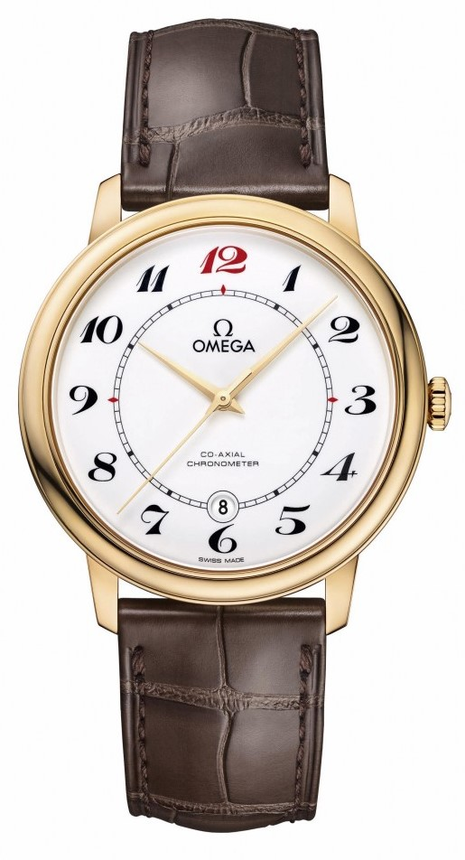 Omega DeVille Prestige Co Axial 39.5mm 424.53.40.20.04.005]