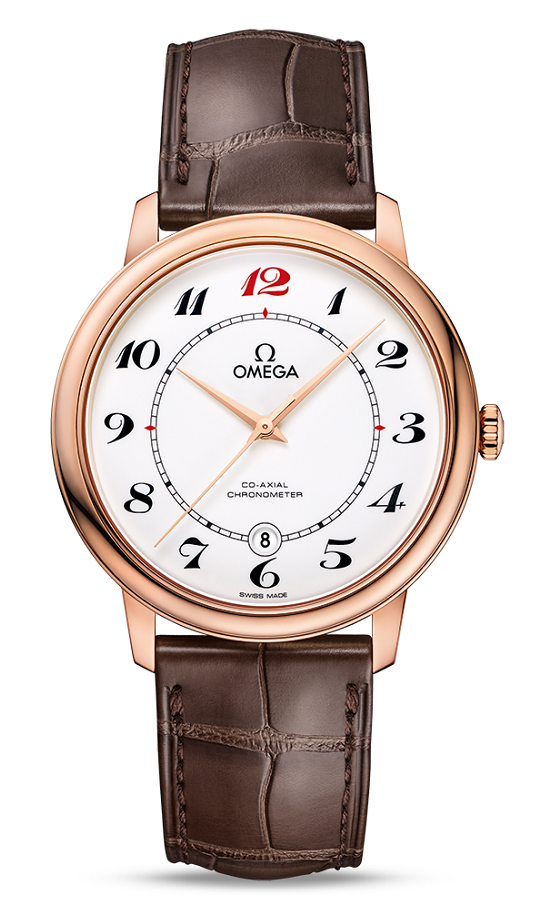 Omega DeVille Prestige Co Axial 39.5mm 424.53.40.20.04.004