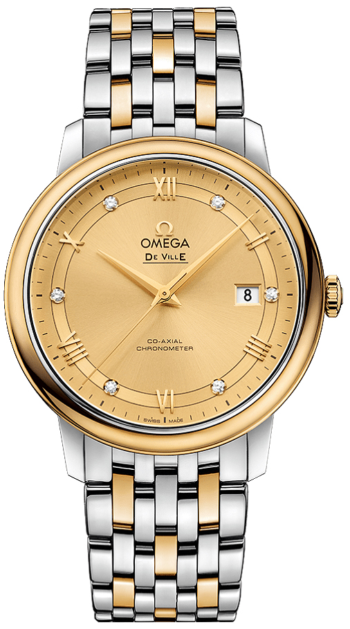 Omega Deville Pretige Co-Axial 39.5mm 424.20.40.20.58.001