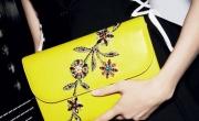 Dior Jaune Vif Bag