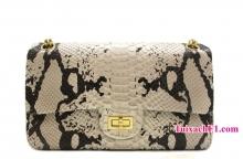 Túi Chanel da rắn