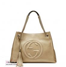 Túi Gucci da thật