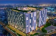 Những căn hộ có diện tích nhỏ đang thu hút khách hàng tại khu Nam Sài Gòn