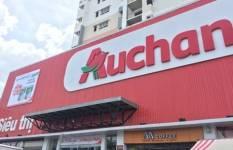"""Vì sao Sacomreal hấp dẫn """"đại gia"""" bán lẻ Auchan?"""