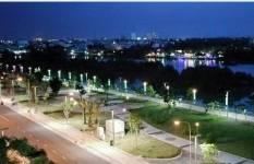 Chung cư Era Town quận 7 tạo điểm nhấn bởi không gian xanh