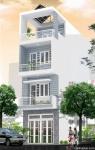 Cần bán gấp nhà phố mặt tiền đường Hoàng Hoa Thám Quận Tân Bình