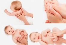 Lợi đủ đường từ tinh dầu massage hữu cơ cho trẻ