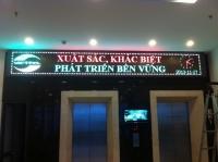 Bảng, biển hiệu điện tử led - Công ty Cổ phần XNK Viettel