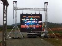 Màn hình LED P10 treo lắp cơ động