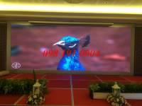 Màn hình LED P3 15m2 tại Blue Lotus 66 Lê Văn Lương