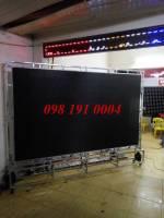 Màn hình LED P4 cho Học Viện Kỹ Thuật Quân Sự