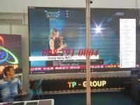 Màn hình LED P3 10m2 tại Triển Lãm Vietbuild