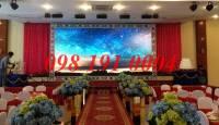 Màn hình LED P5 tiệc cưới, hội nghị