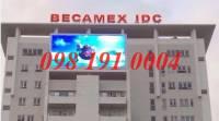 Màn hình LED P10 35m2 tại Cemamex IDC