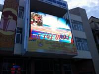 Màn hình LED P8 12m2 tại Trung Tâm Văn Hóa Tỉnh Khánh Hòa