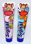 Kem đánh răng trẻ em hàng tiêu dùng xách tay