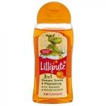 Sữa tắm trẻ em Lilliputz 3 in 1