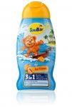 Tắm gội trẻ em 3 in 1 Saubar 250 ml nhiều mùi hương