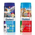Sữa tắm Balea kids 300ml nhiều mùi hương